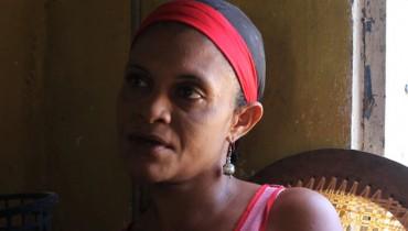 Una madre de Nelson Mandela